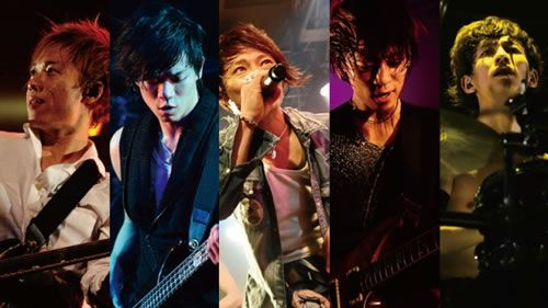 World JRock: UVERworld: New release  Favorite Band Ever!!!