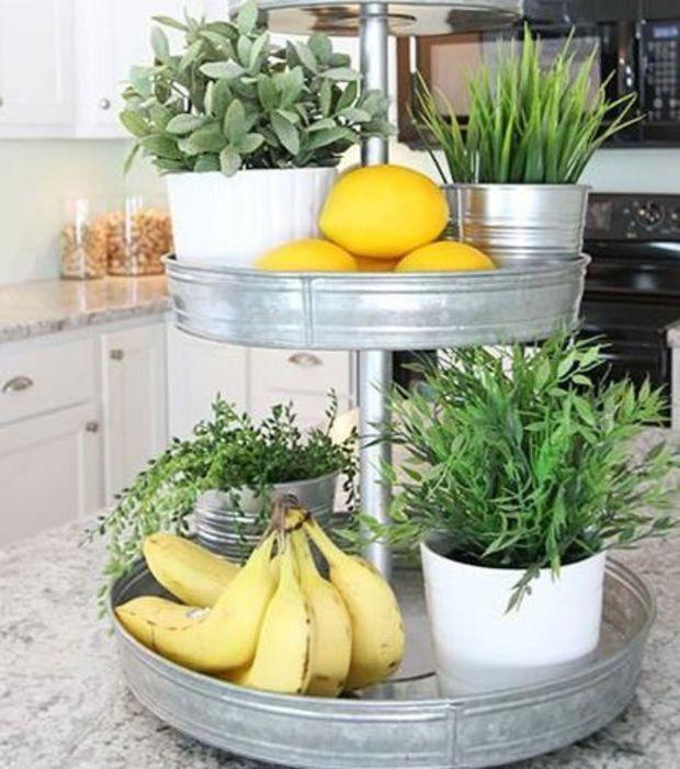 Photo extraite de Une petite cuisine ? Voilà comment gagner facilement de la place ! (10 photos)