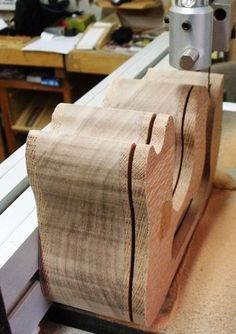 Bandsaw box (but not ugly, ugh)