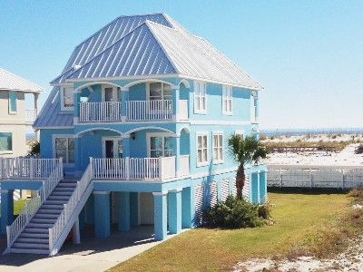 Pensacola Florida Beach House The Best Beaches In World