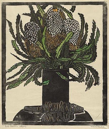 Margaret Preston, Banksias
