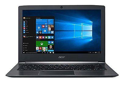 "Acer Aspire S 13 Touch 13.3"" Full HD Intel Core i7 8GB LPDDR3 256GB SSD Finge..."
