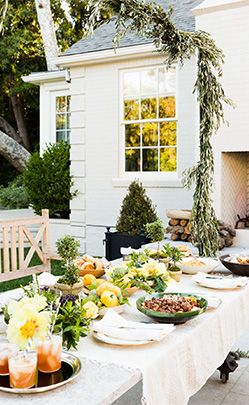 1000 Ideas About Al Fresco Dinner On Pinterest Chevron