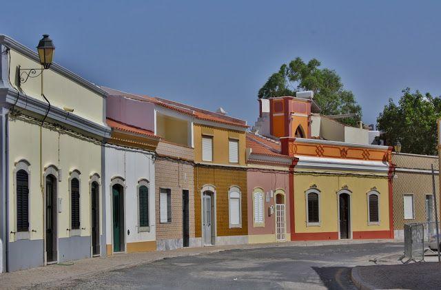 Portugal - Castro Marim - Arquitetura tradicional