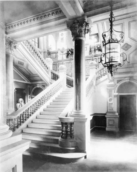Sunderland Town Hall 1950s