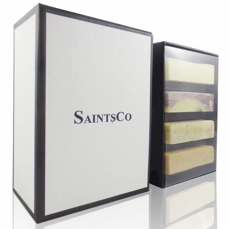 Saintsco Handmade Soap Gift Box