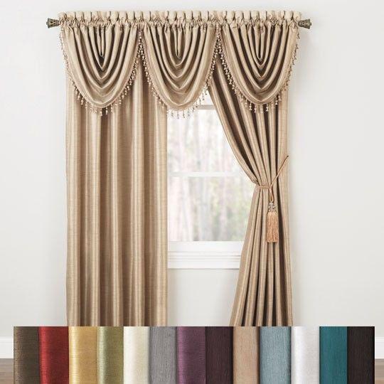 Annabella Energy Saving Interlined Panel $19.99. Curtains For BedroomWindow  CurtainsWindow PanelsAnna LinensMaster ...