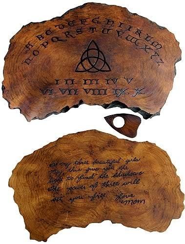 Charmed Ouija Spirit Board Full Size Prop Replica by Sota Toys, http://www.amazon.com/dp/B000B8X080/ref=cm_sw_r_pi_dp_.uIprb1BSAJF5