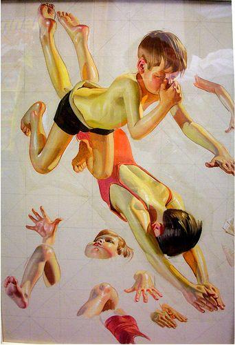 J.C. Leyendecker studies