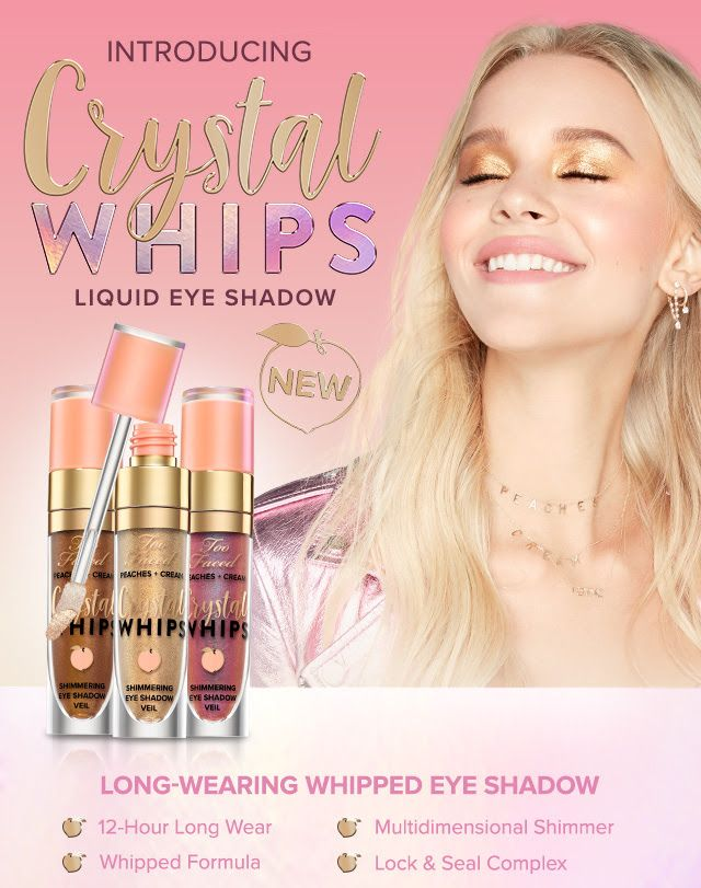 Brand New Ways To Light Up Your Eyes Crystal Whips The New Long