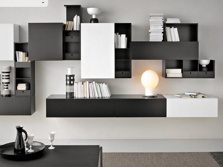 Modern Bookshelf Design best 25+ contemporary bookcase ideas only on pinterest