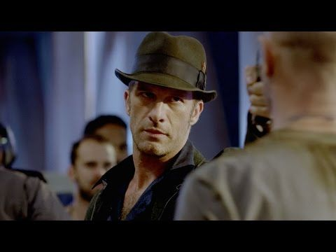 The Expanse [Trailer] | Thomas Jane stars as a detective in Syfy's upcoming series set 200 years in the future, after humans have colonized other worlds.