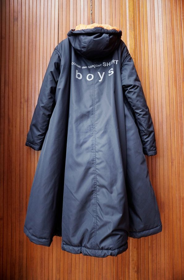 COMME des GARCONS SHIRT boys ( FRANCE ) 4T-C919 P/O COAT www.lancah.com