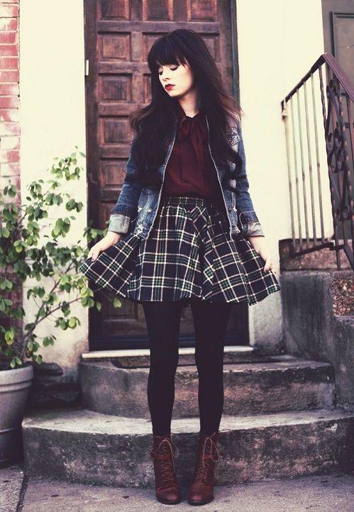 Chicas Hipsters a las que les vas a querer copiar el look ⋮ Es la moda