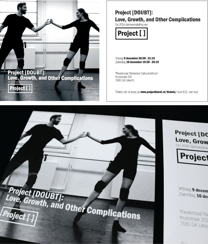Project [ ] Flyer