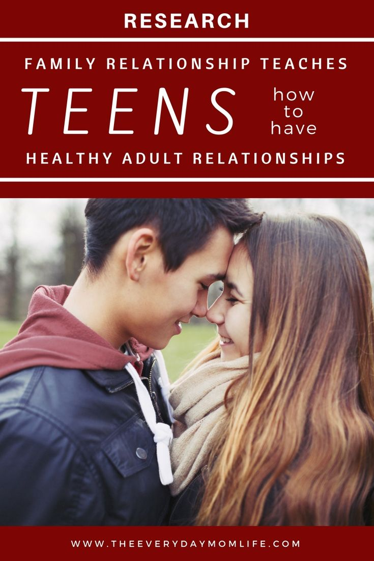 Healthy adult relationships 5