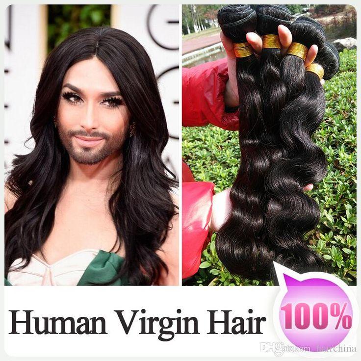 super star прически бразильский индийский перуанский малайзии девы волос, наращивание волос