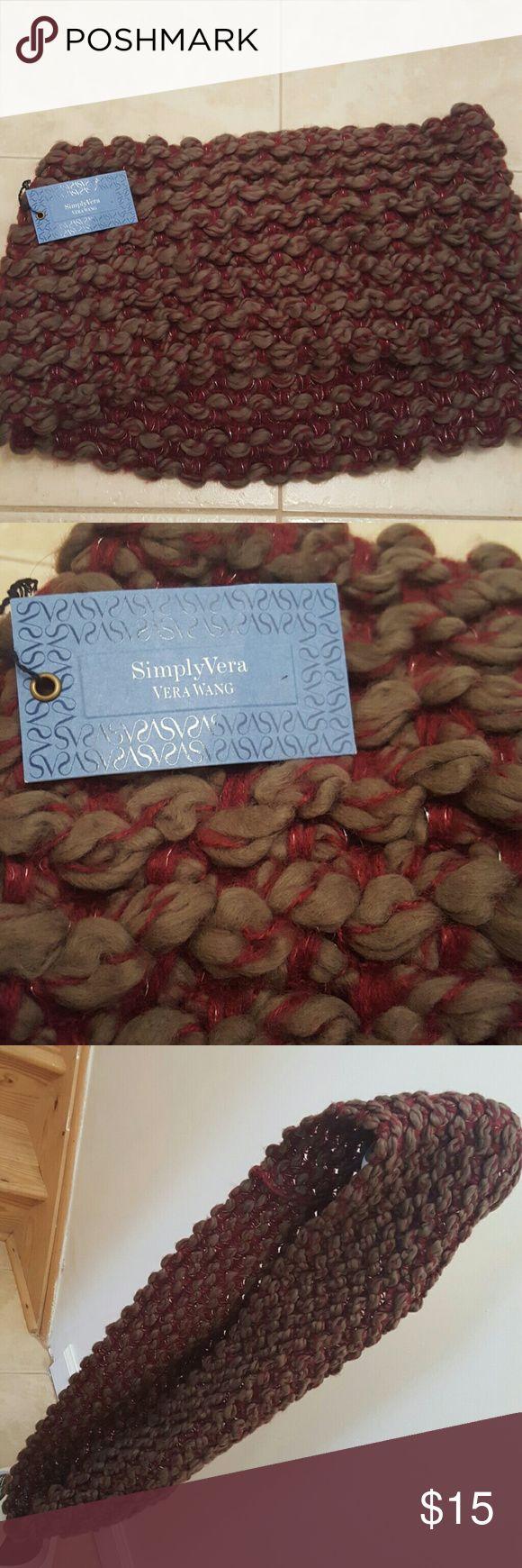 Simply Vera Vera Wang scarf Infinity Scarf Simply Vera Vera Wang Accessories Scarves & Wraps
