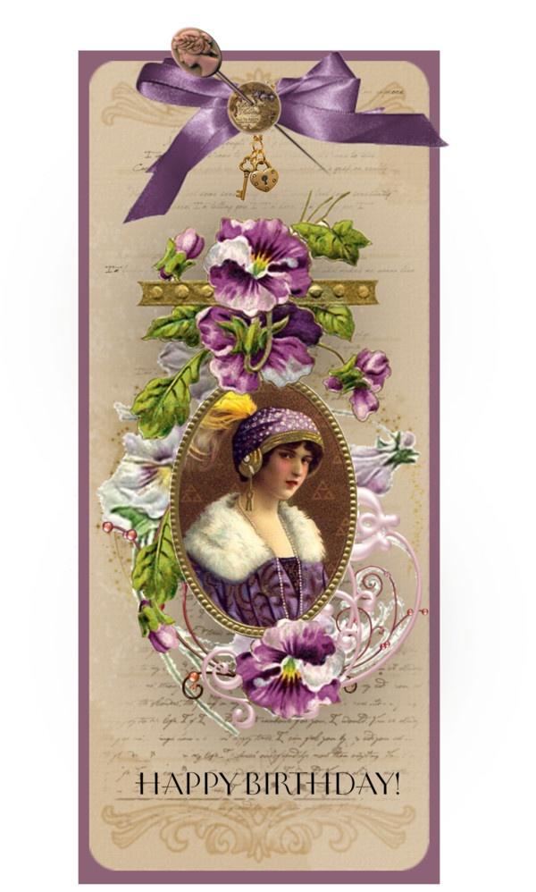 17 best images about vintage 2 on pinterest antigua for Vintage geburtskarten