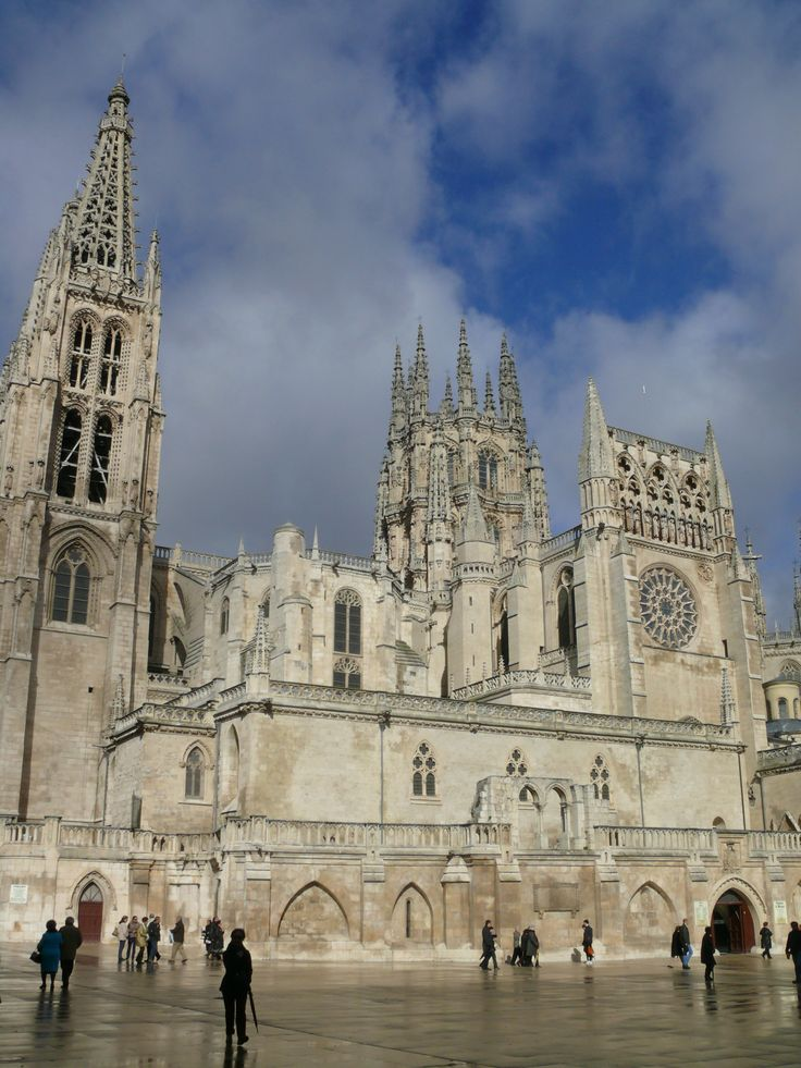 The spectacular Burgos, Spain. Without a doubt my favourite place in Spain.