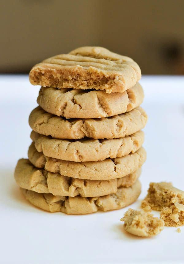 Soft Peanut Butter Cookies Recipe With Images Soft Peanut