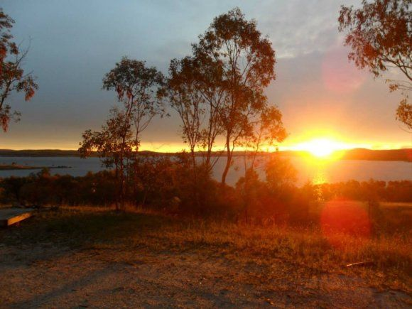 SUNRISE , INVERELL, NORTH WEST IN NEW SOUTH WALES