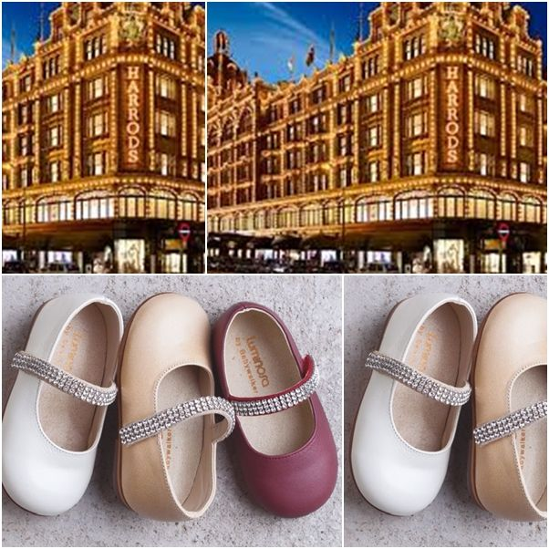 Harrods in London is from July on our new partner! BABYWALKER