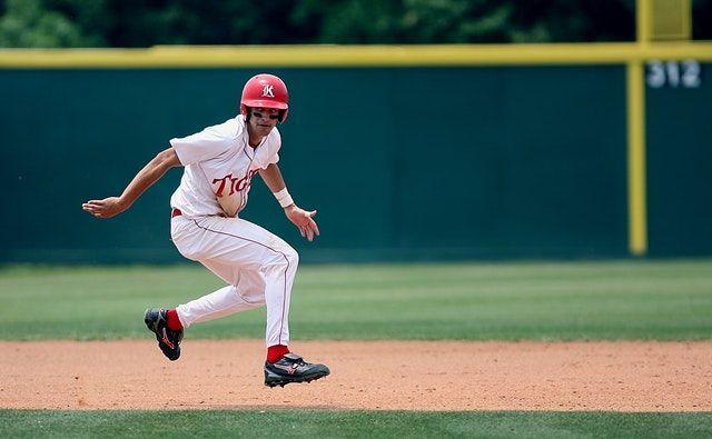 Health Benefits Of Playing Baseball Have You Signed Up Yet Play Baseball Baseball Athlete