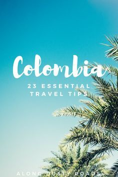 Planning a trip to Colombia? Read this post to discover 23 tips to make your trip even more awesome!