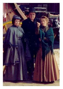 Johnny Cash guest starred in Dr. Quinn Medicine Woman ·