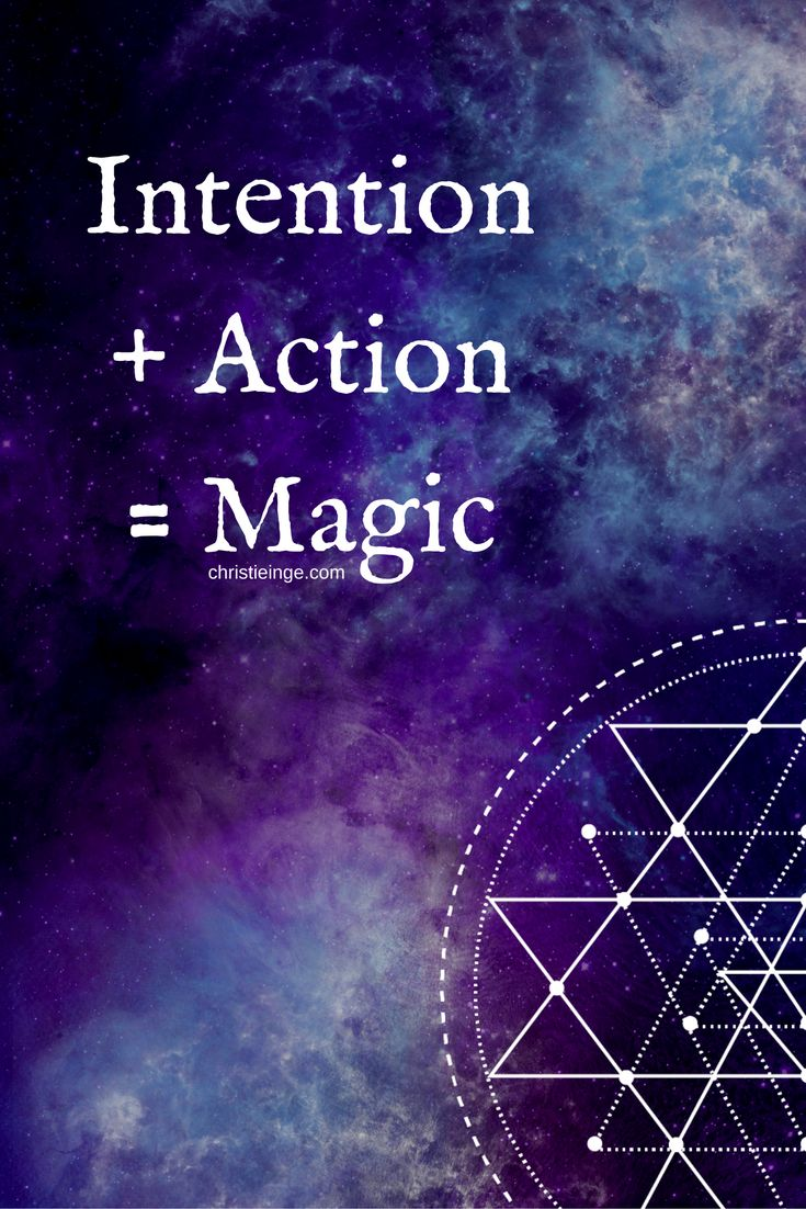intentional living \ setting intentions \ power of intention \ intention quotes \ what are your intentions