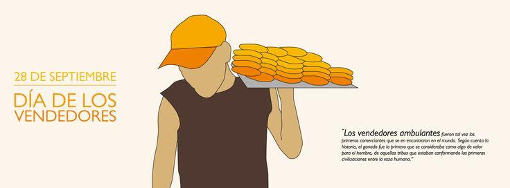 28 de Septiembre: Día de los Vendedores / Salesman's Day