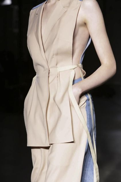 MM6 Maison Martin Margiela Ready To Wear Spring Summer 2015 New York