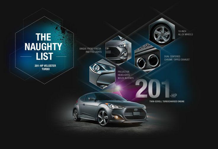 2013 Hyundai Veloster | Top Compact Car | Hyundai - nice design (car AND web site)