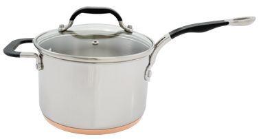 ProWare Premium Copper Base 20cm Saucepan
