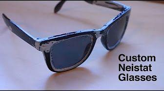 My New Custom Glasses - Inspired By Casey Neistat - YouTube