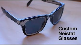 My New Custom Glasses - Inspired By Casey Neistat - YouTube