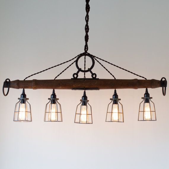 20 Best Rustic Lighting Images On Pinterest