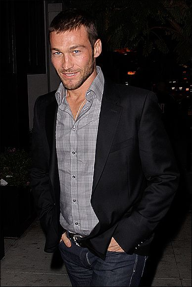 I miss this Spartacus!  andy whitfield