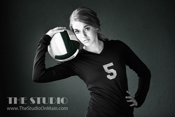 ©The Studio • La Crosse, WI www.TheStudioOnMain.com  Seniors • Girls • Portraits • Pictures • Sports • Volleyball