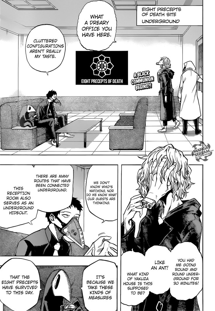 My Hero Academia 132 - Page 5 - Manga Stream