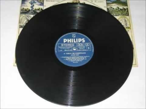 Jorge Ben   -  A  Tábua De Esmeralda (1974) (álbum completo)