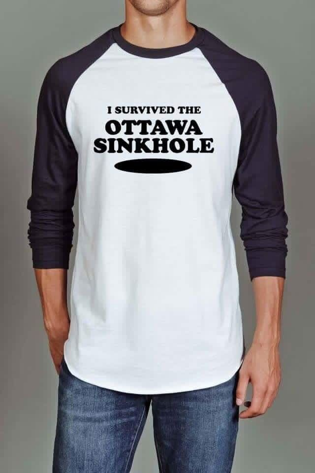 Did you survive the Ottawa sinkhole?