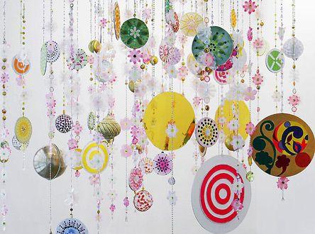 Post: A Arte de Beatriz de Beatriz Milhazes www.ohdecasaa.com