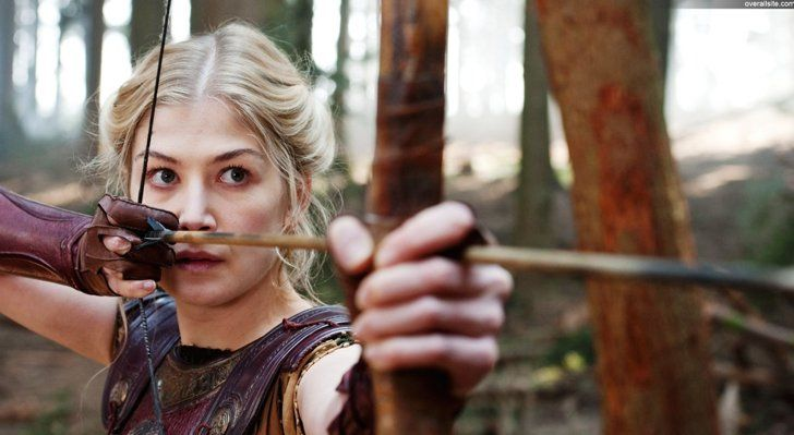 Pin for Later: 5 Movies You've Seen Rosamund Pike in Besides Gone Girl Wrath of the Titans (2012) The 2010 action hit Clash of the Titans spawned this sequel, which featured Pike as a badass Andromeda.