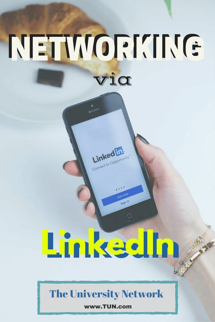 Linkedin Is A Powerful Networking Tool That Can Get You A Job After  Graduation.