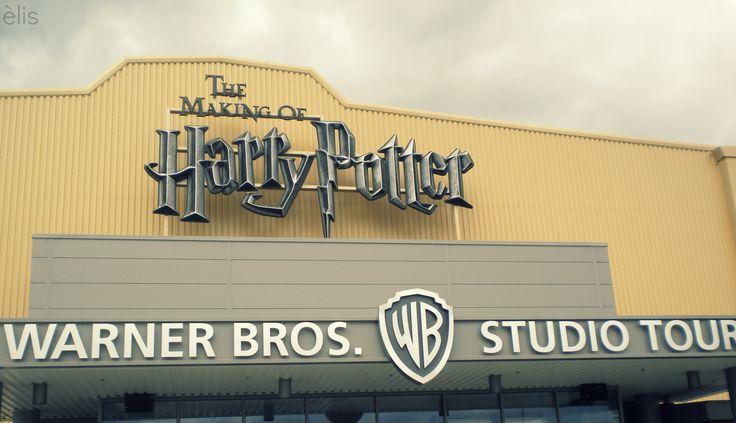 The Making of Harry Potter - Warner Bros Studio Tour :3