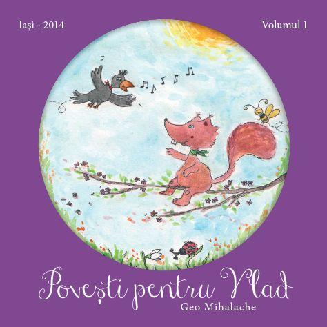 Povesti pentru Vlad - cover vol.1