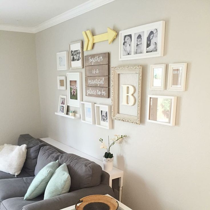 living rooms with grey couches room design ideas walls sherwin williams agreeable gray | musts for new house ...