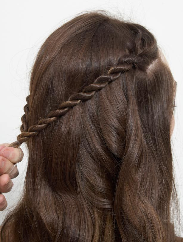 25 best ideas about Easy  party  hairstyles  on Pinterest